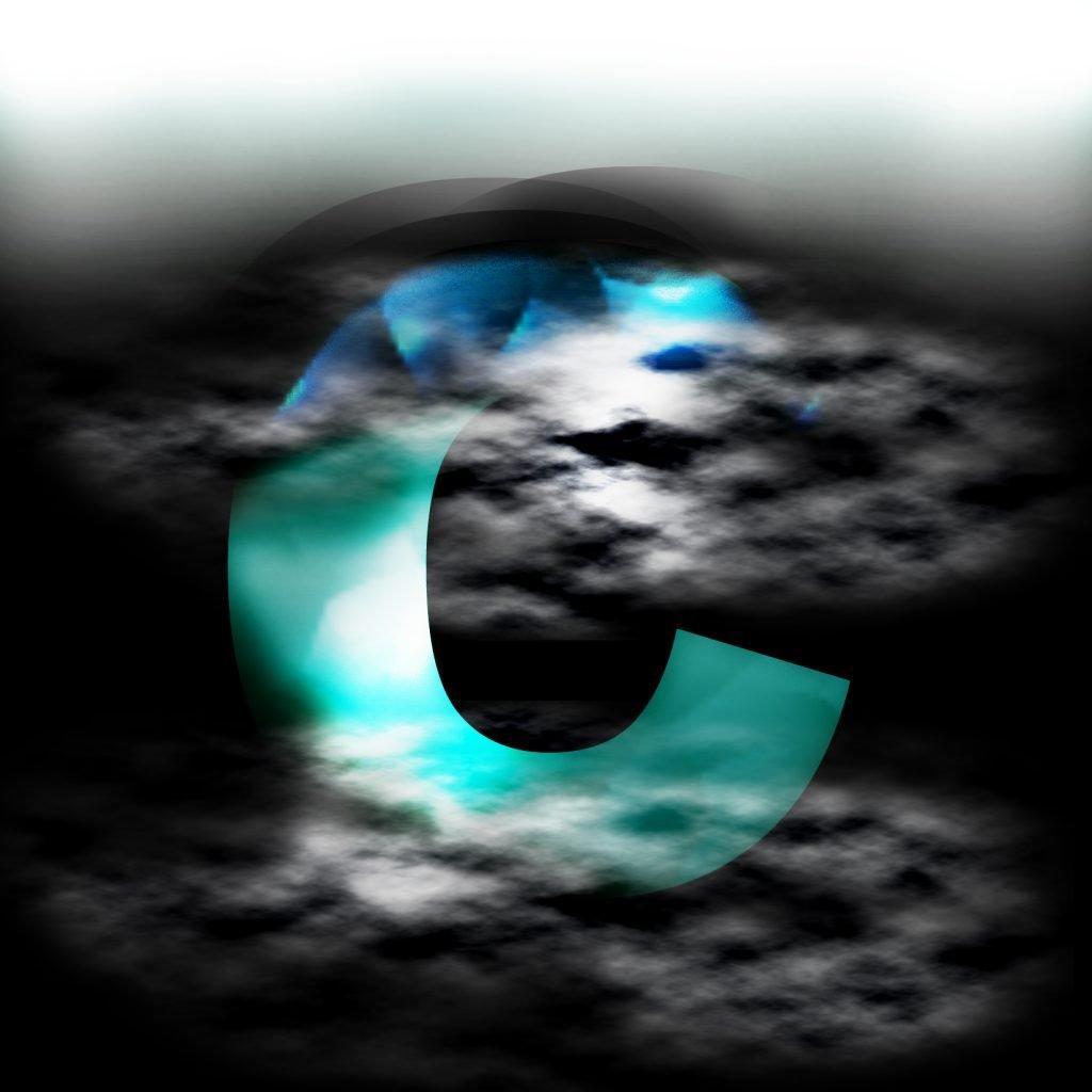 cloudy c