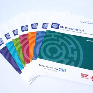 NHS Health in Mind Booklets