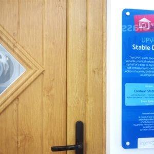 Just Value Doors Signage