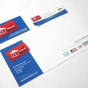 Just Value Doors Stationery